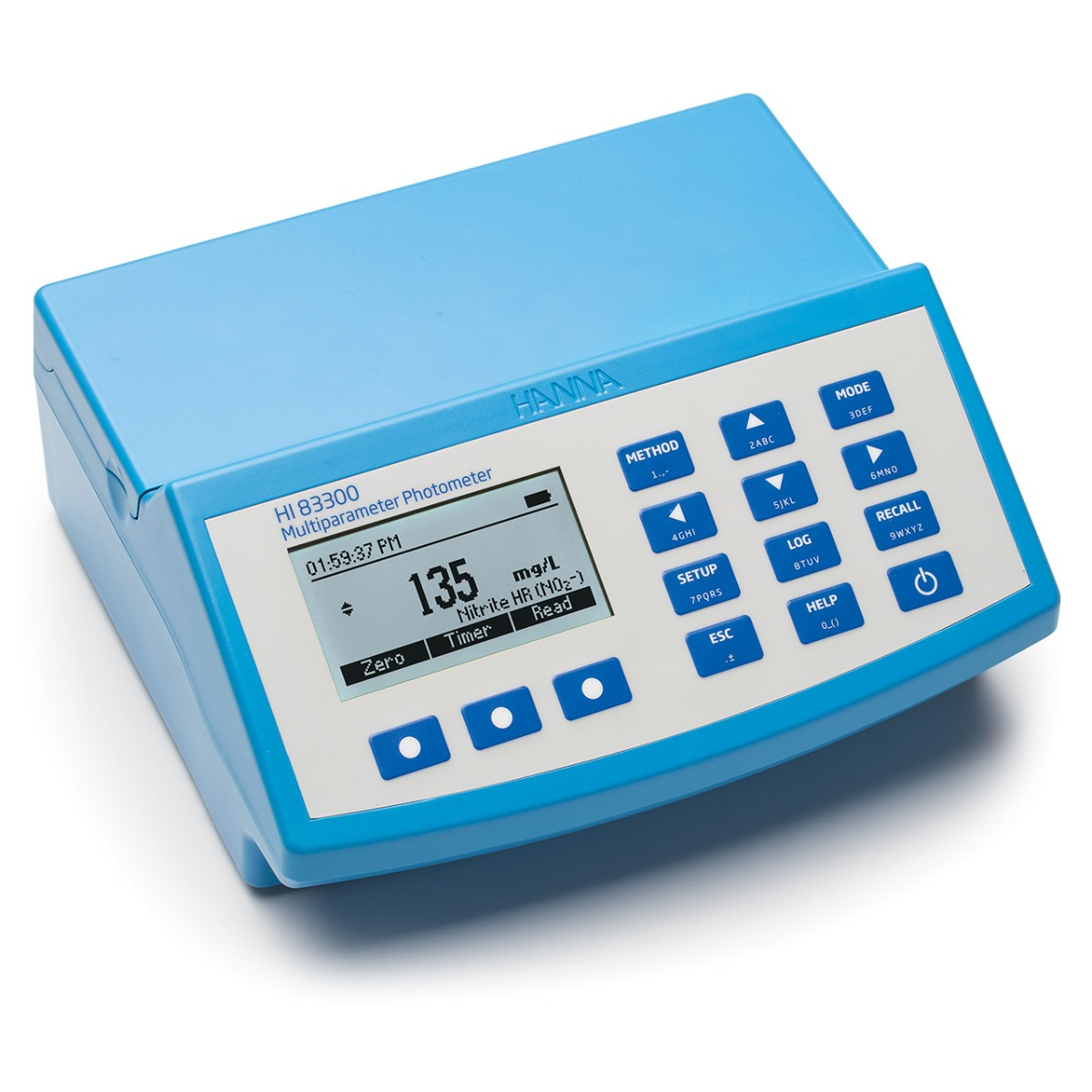 Multiparameter Benchtop Photometer and pH meter - HI83300