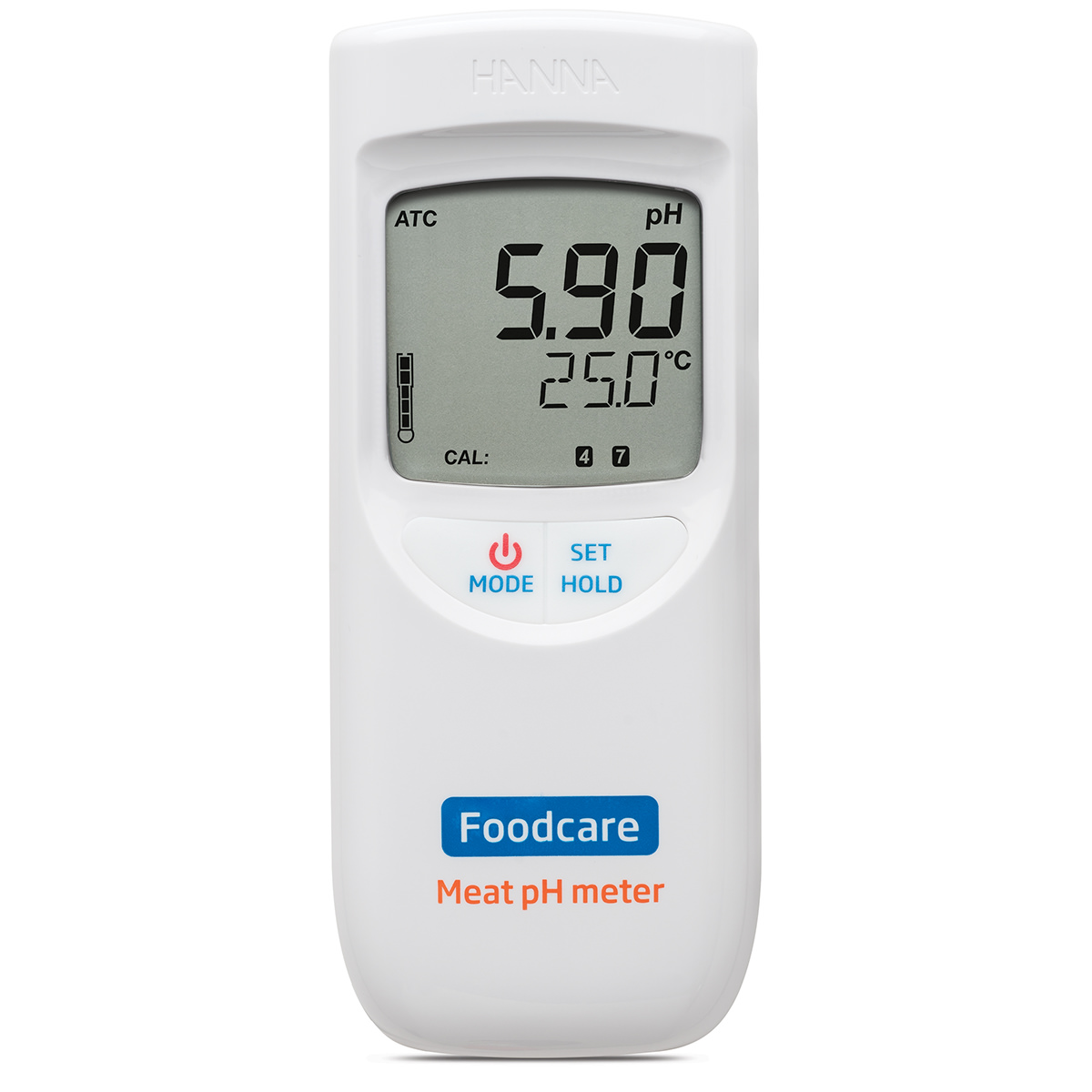 Portable Meat pH Meter - HI99163