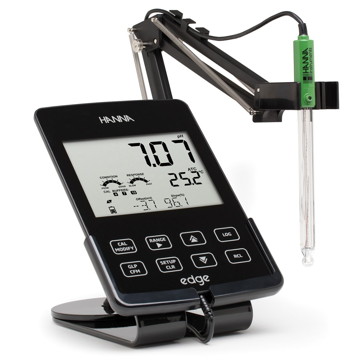 edge® Multiparameter pH Meter - HI2020