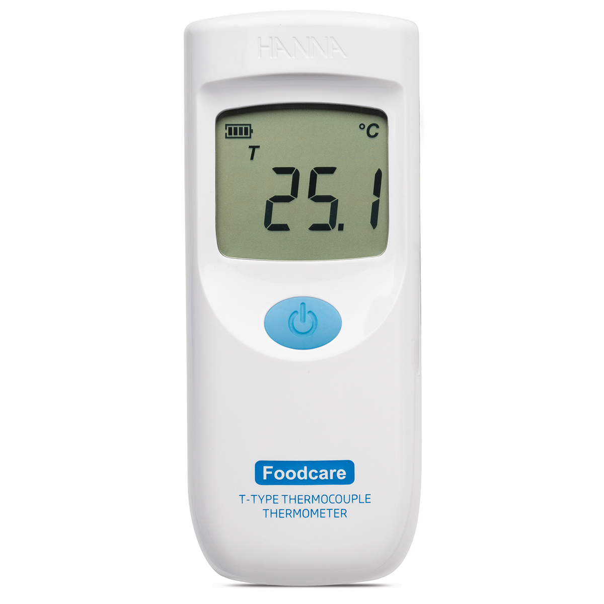 Foodcare T-Type Thermocouple Thermometer with Detachable Probe - HI935004