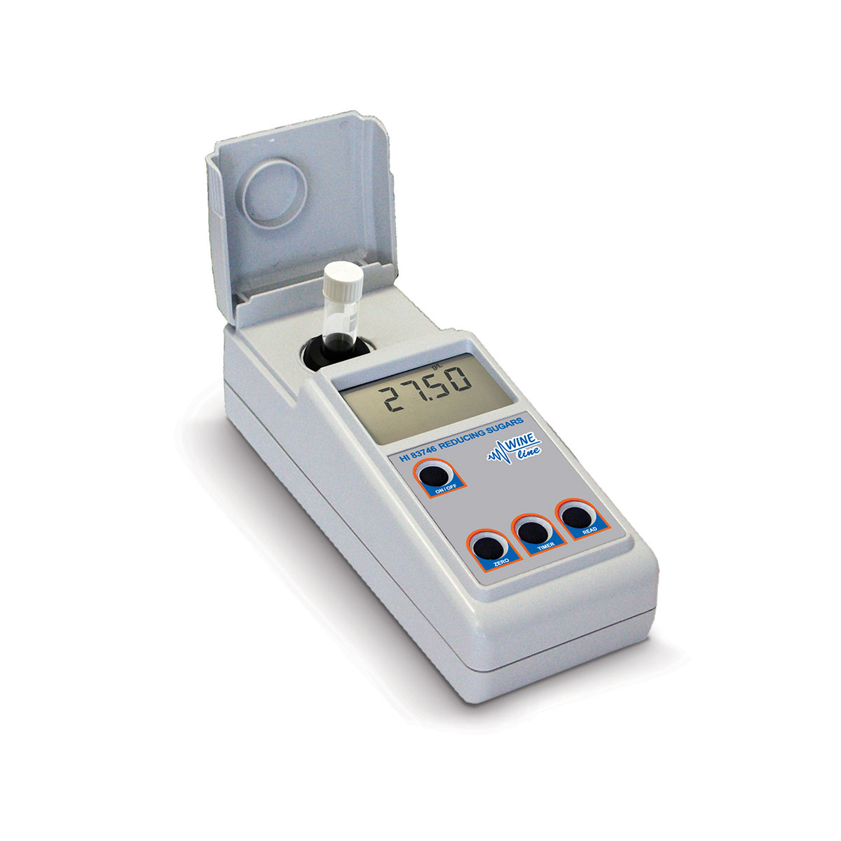 Photometer for Reducing Sugars in Wine - HI83746