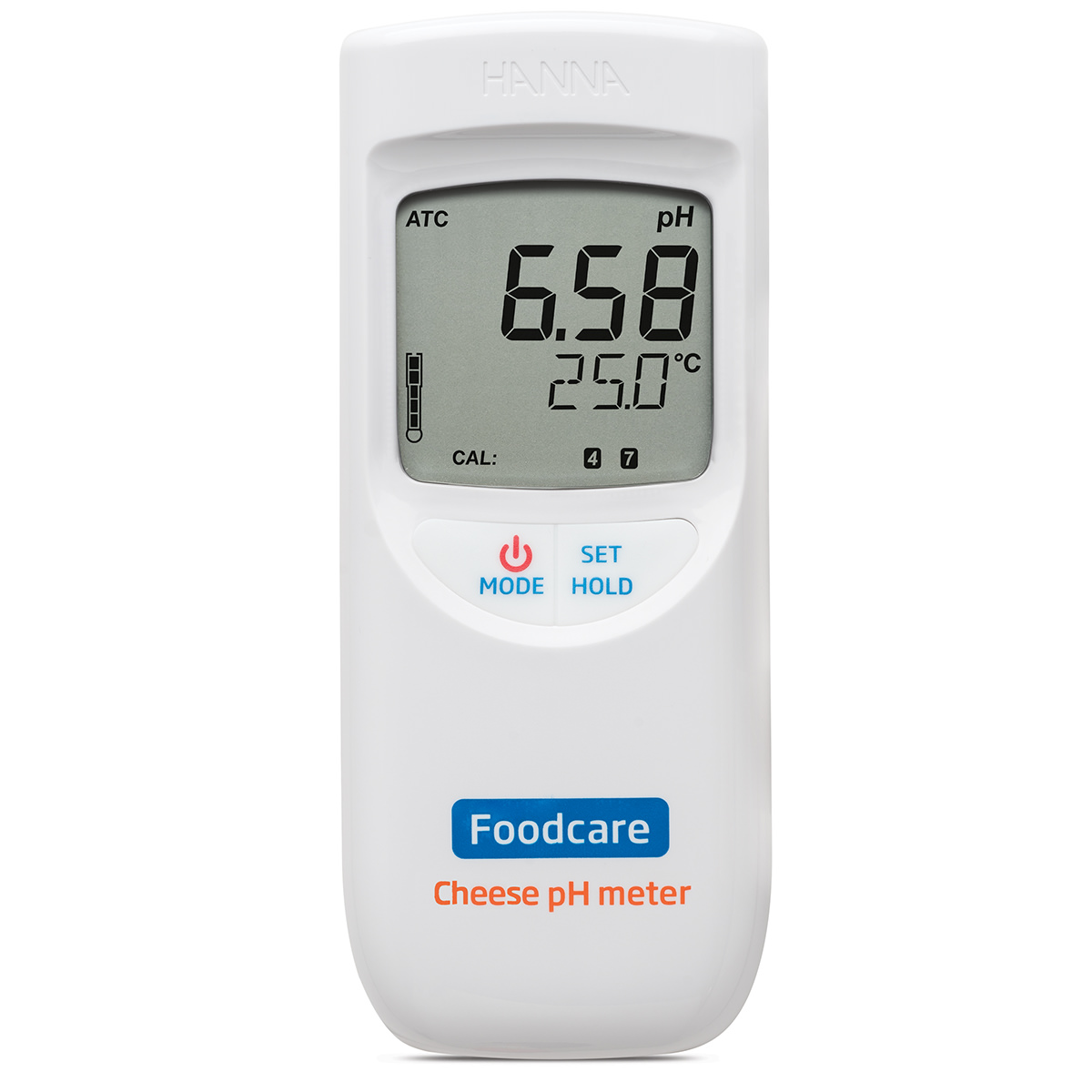 Portable Cheese pH Meter - HI99165