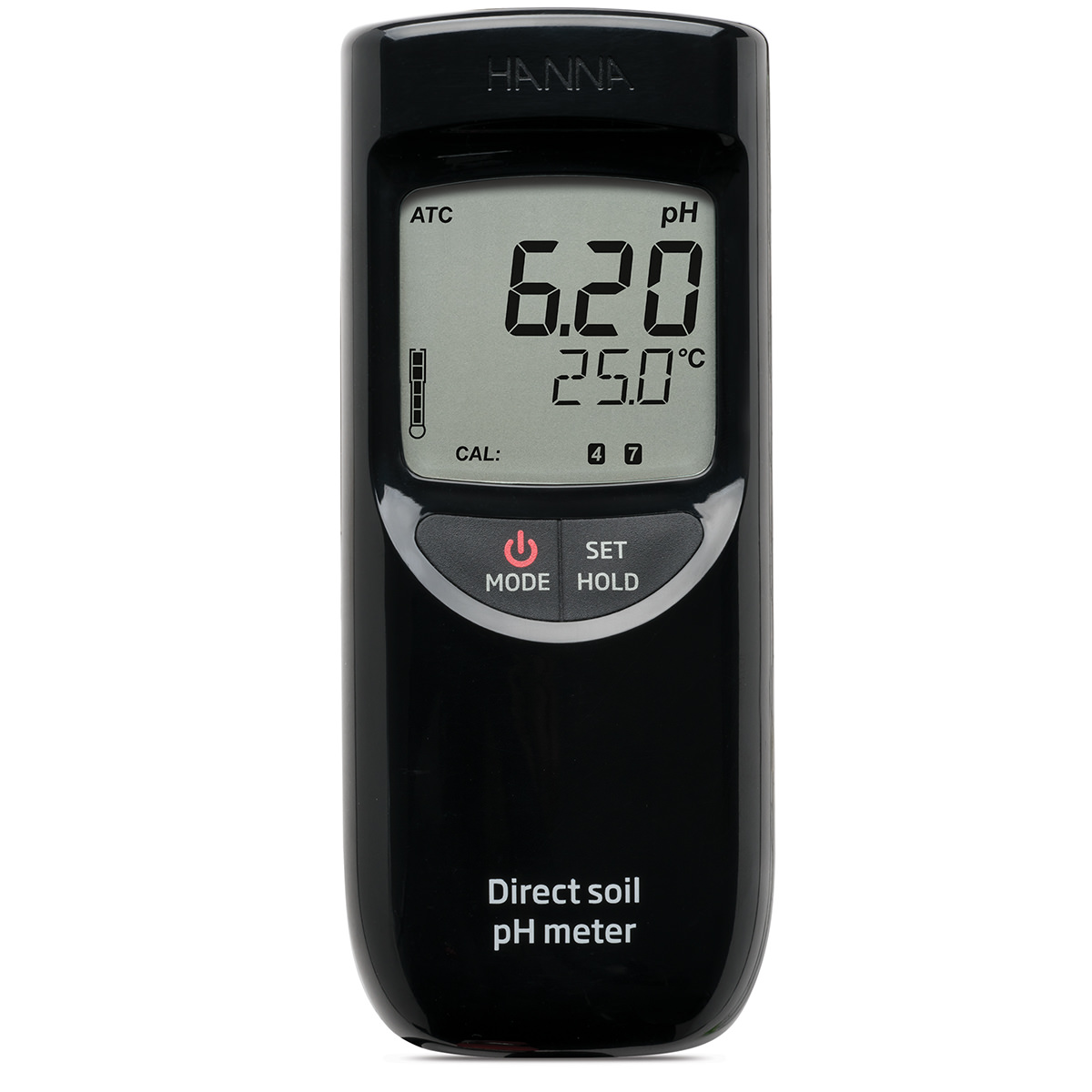 Direct Soil Measurement pH Portable Meter - HI99121