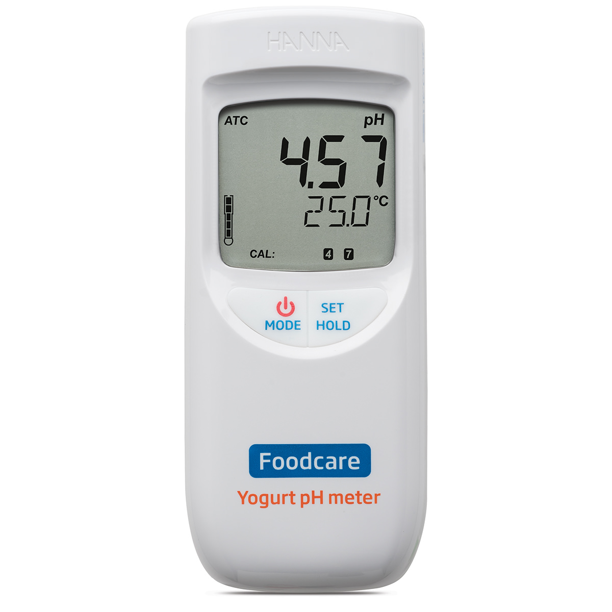 Portable Yogurt pH Meter - HI99164