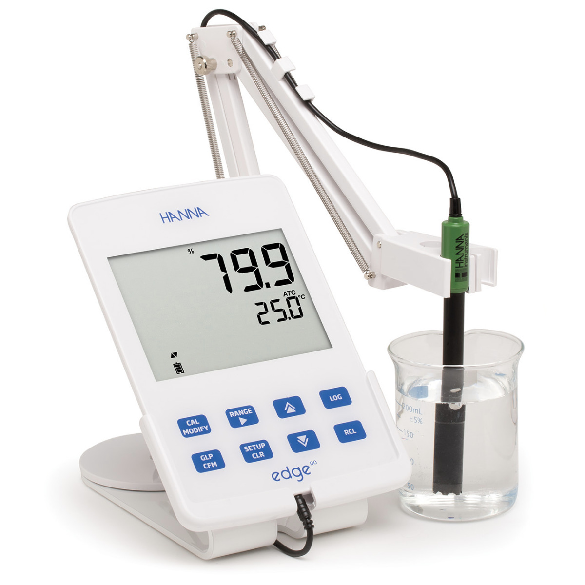 edge® Dedicated Dissolved Oxygen Meter - HI2004