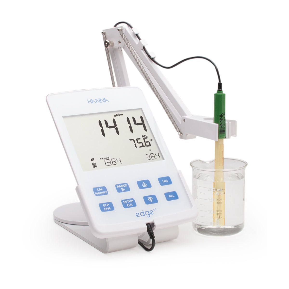 edge® Dedicated Conductivity/TDS/Salinity Meter - HI2003