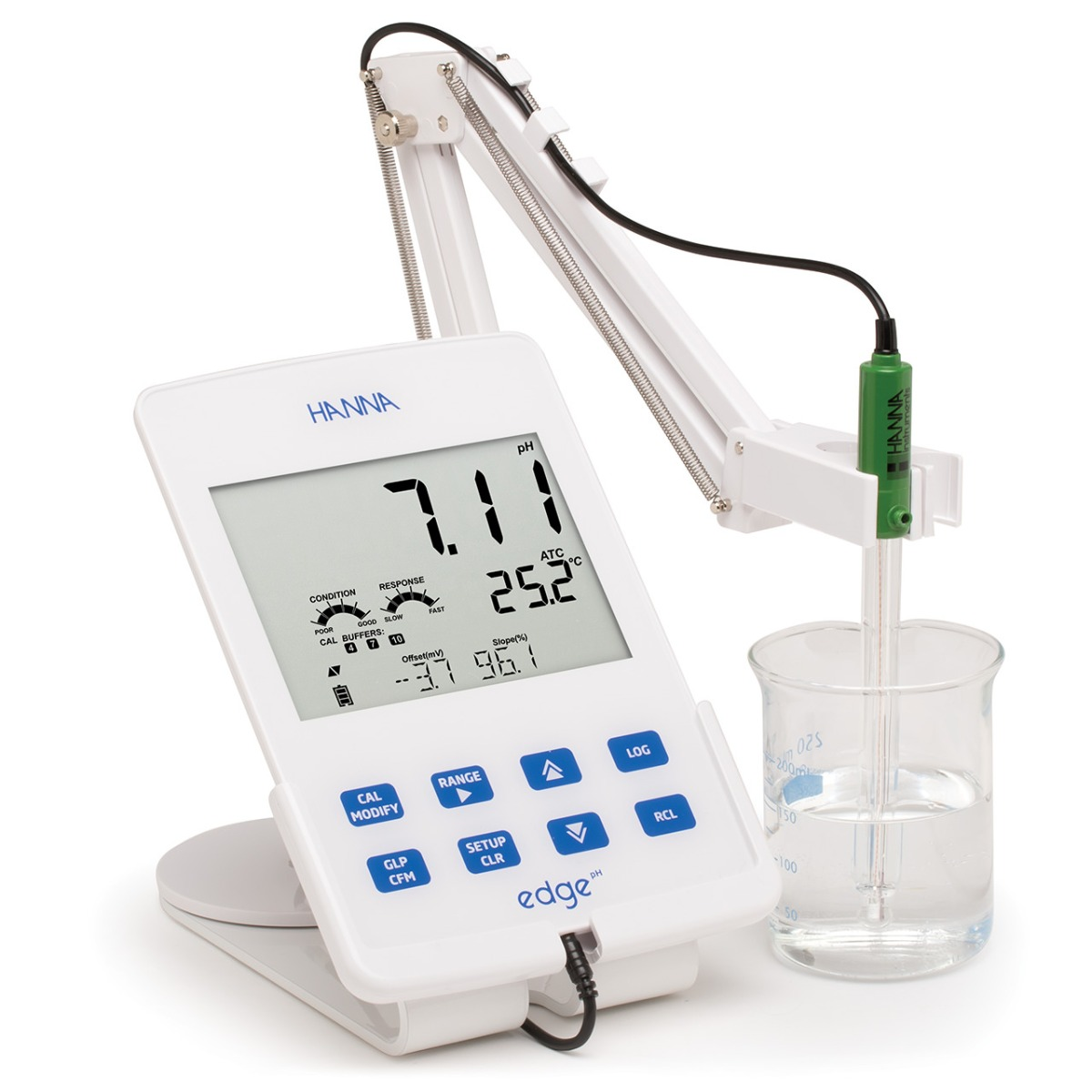 edge® Dedicated pH/ORP Meter - HI2002