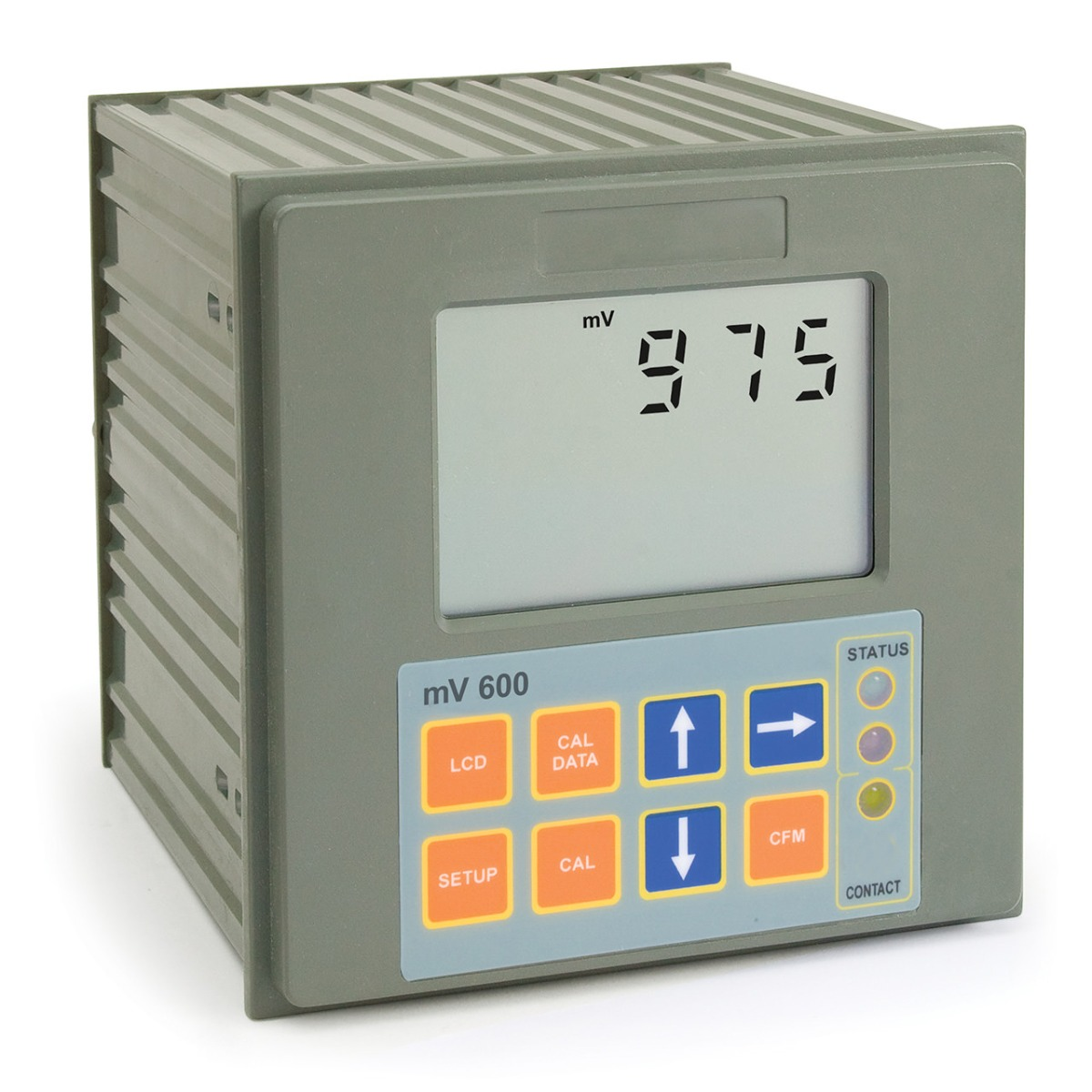 Panel-mounted ORP Digital Controller - mV600