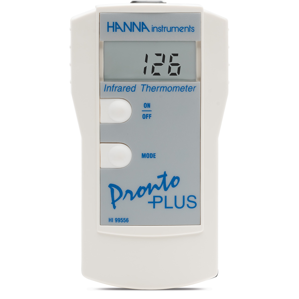 Infrared and Contact Thermometer for the Food Industry - HI99556