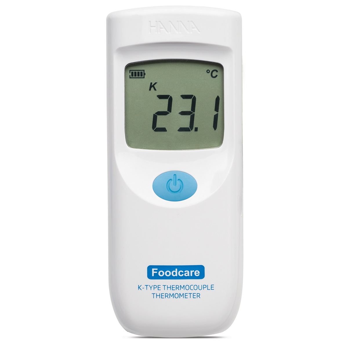 Foodcare K-Type Thermocouple Thermometer with Detachable Probe - HI935001