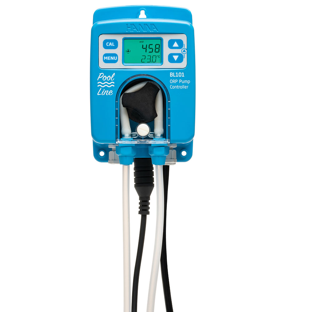 Pool Line ORP Controller and Dosing Pump - BL101