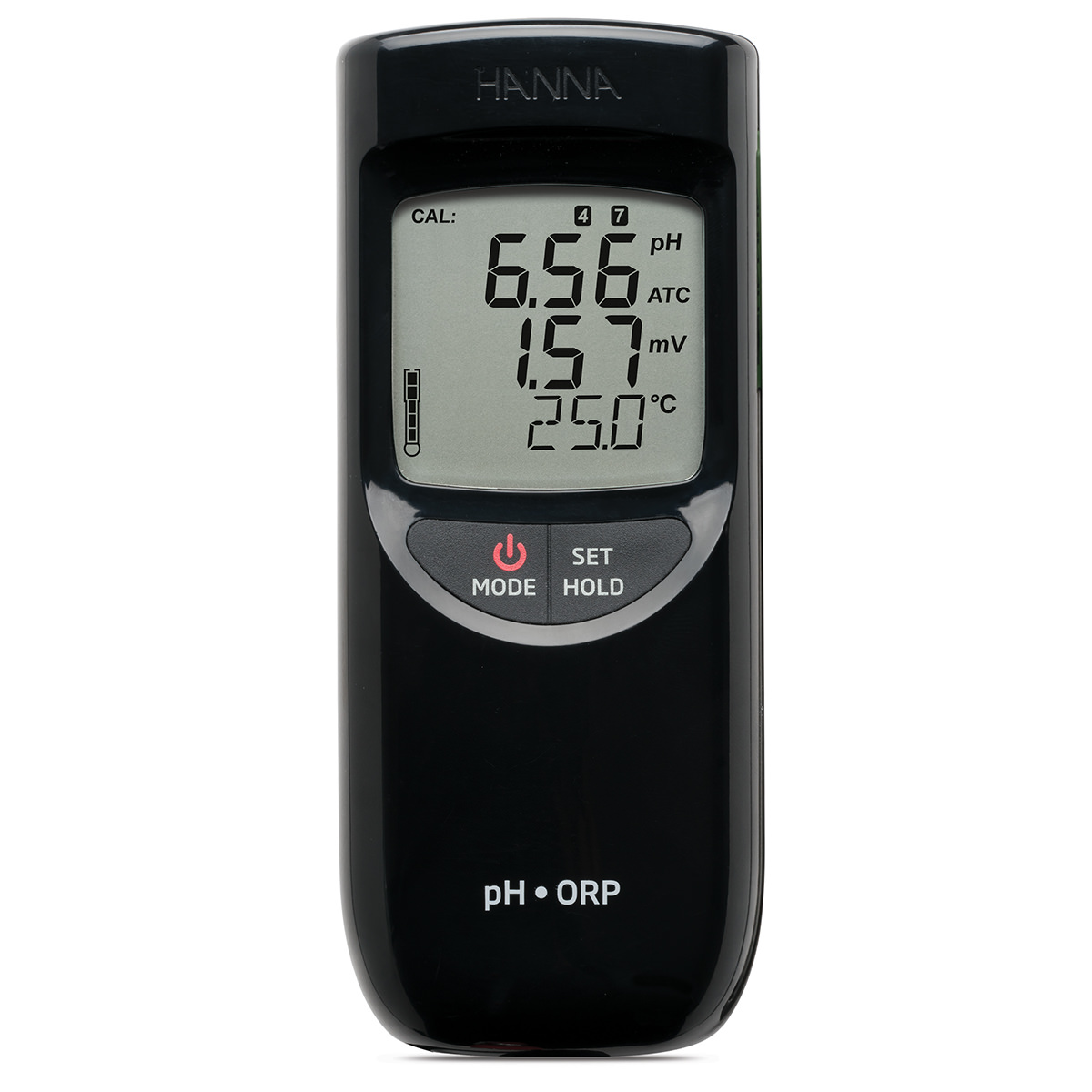 Waterproof Portable pH/pH-mV/ORP/Temperature Meter with Sensor Check™ - HI991003