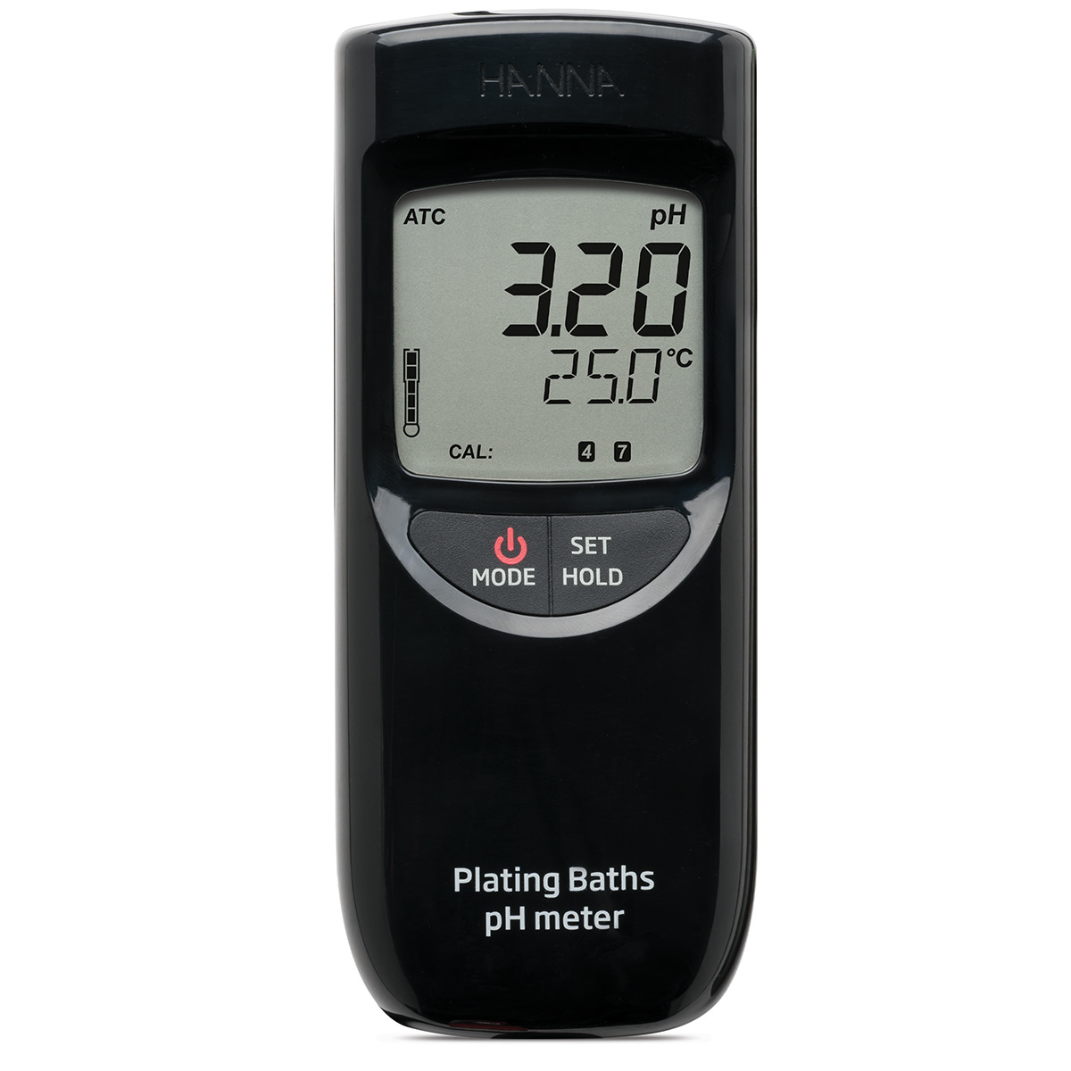 Plating pH Portable Meter - HI99131