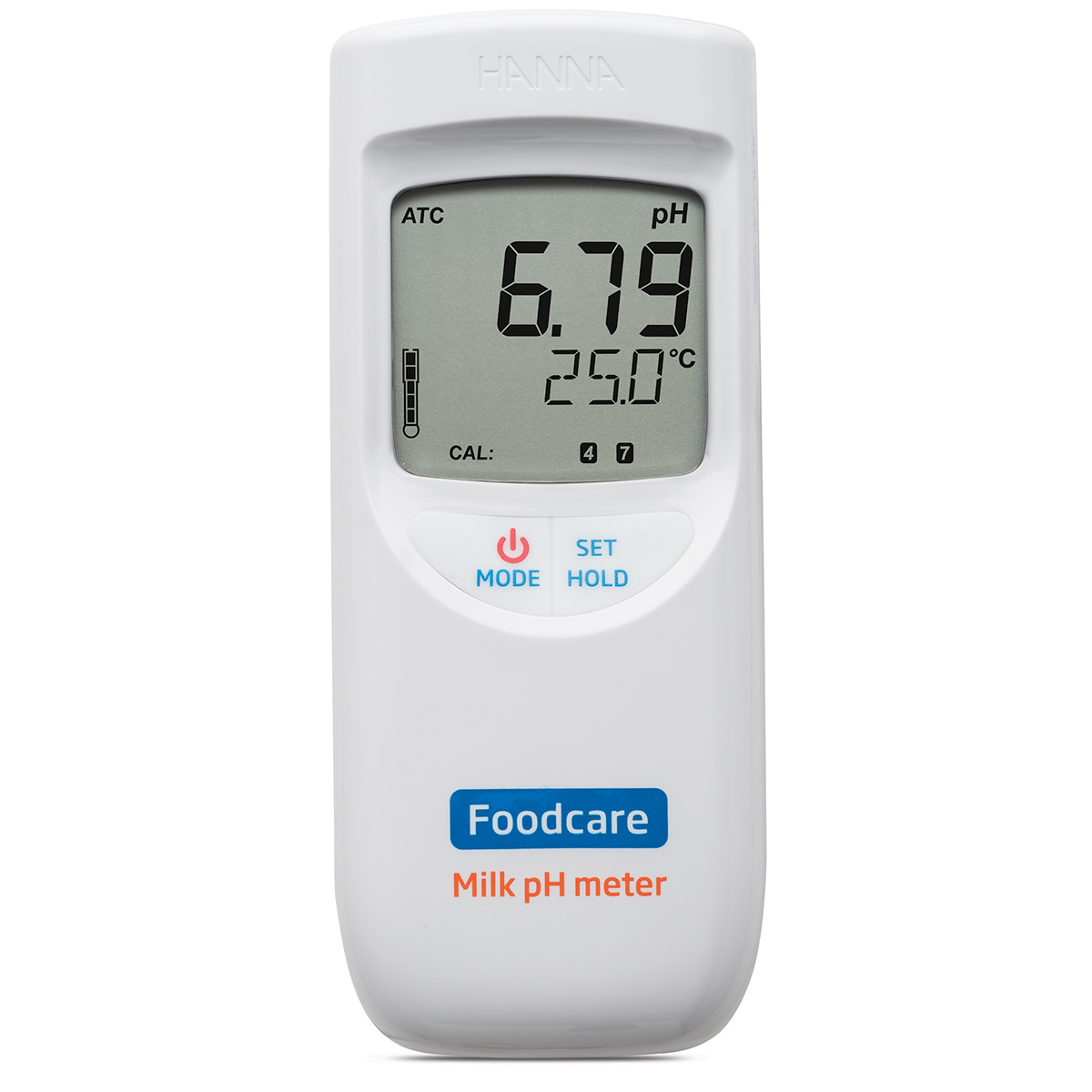 Portable Milk pH Meter - HI99162