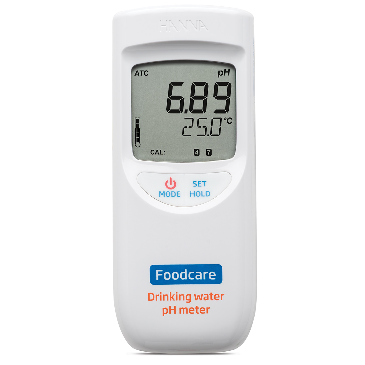 Drinking Water pH Portable Meter - HI99192