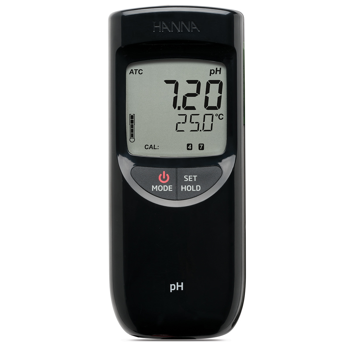 Waterproof Portable pH/Temperature Meter - HI991001