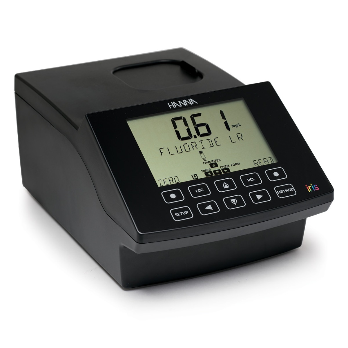 iris Visible Spectrophotometer - HI801